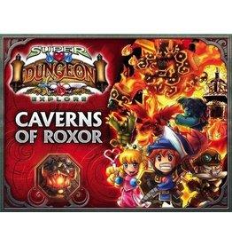 Soda Pop Miniatures Super Dungeon Explore: Caverns of Roxor (2nd Edition)