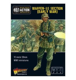 Bolt Action BA German Army: Early War Waffen-SS Squad