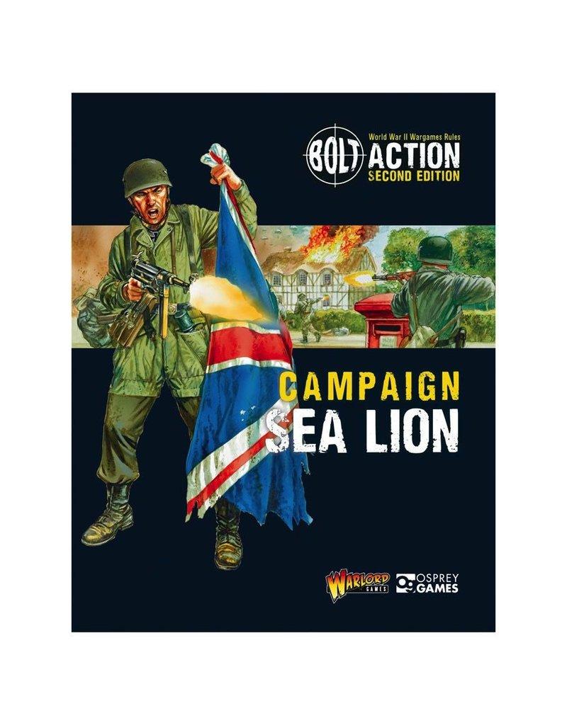 Bolt Action Bolt Action: Operation Sea Lion