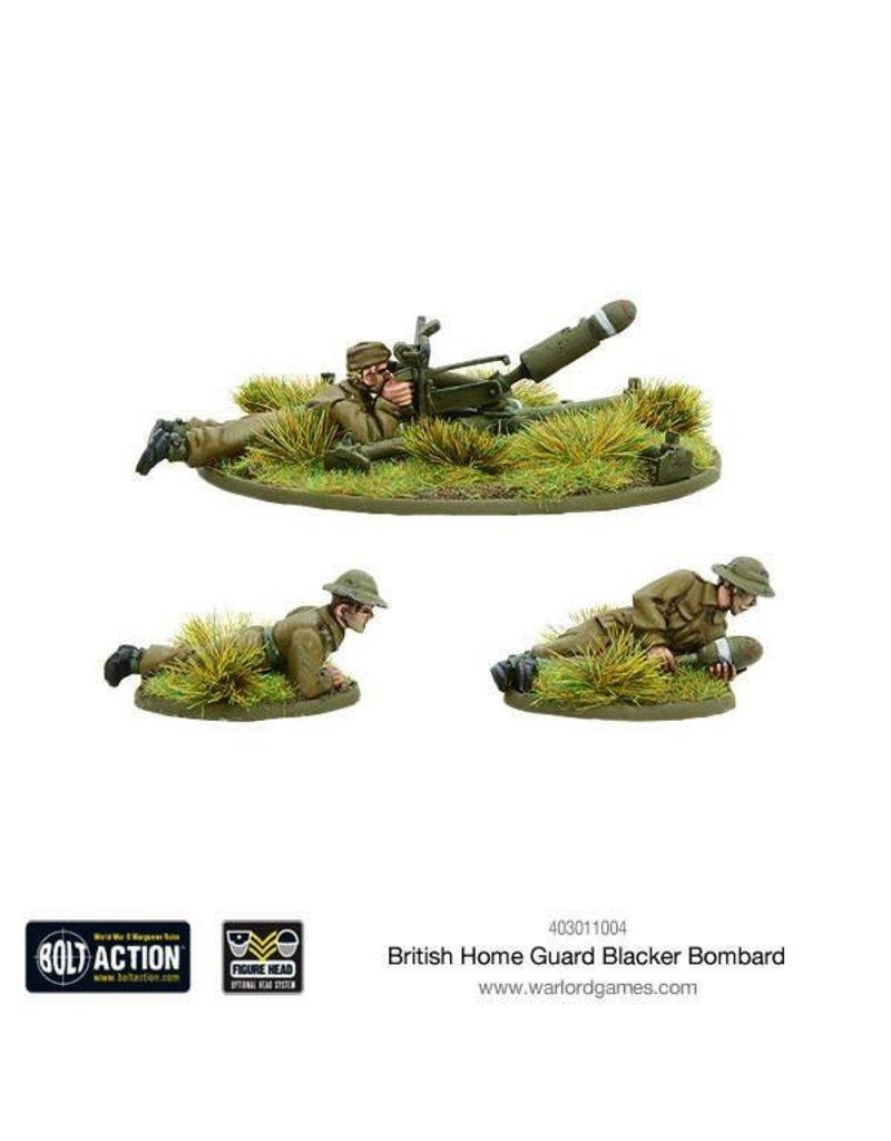 Bolt Action BA British Army: Blacker Bombard (Spigot Mortar)