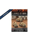 Flames of War BBX34 Humber Armoured Car Troop