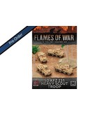 Flames of War GBX100 Sd Kfz 231 Heavy Scout Troop