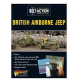 Bolt Action BA British Army: British Airborne Jeep & Trailer