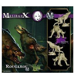 Wyrd miniatures WYR20439 Neverborn: Rougaru (2)