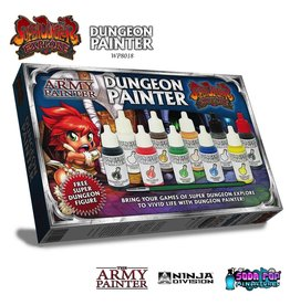 Army Painter WP8018 Warpaints: Dungeon Painter