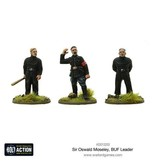Bolt Action BA German Army: Sir Oswald Moseley, BUF Leader