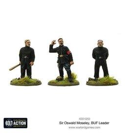 Bolt Action BA German Army: Sir Oswald Moseley, BUF Leader