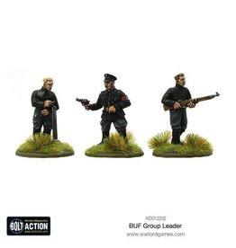 Bolt Action BA German Army: BUF Group Leader
