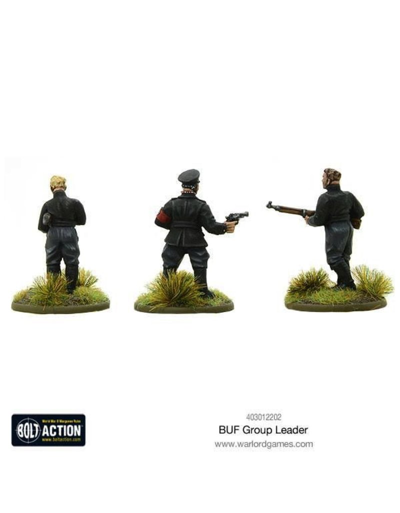 Bolt Action BA German Army: BUF Group Leader