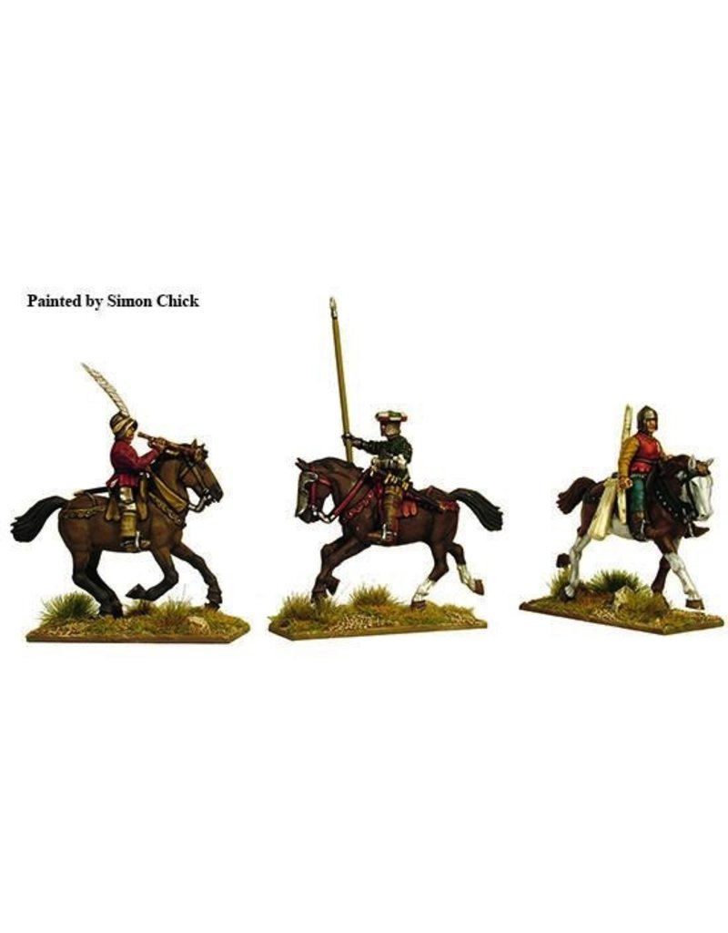 Perry Bros DIRECT Light Cavalry 1450-1500