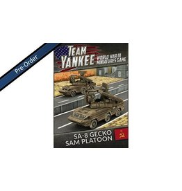 Team Yankee TSBX16 SA-8 Gecko SAM Battery