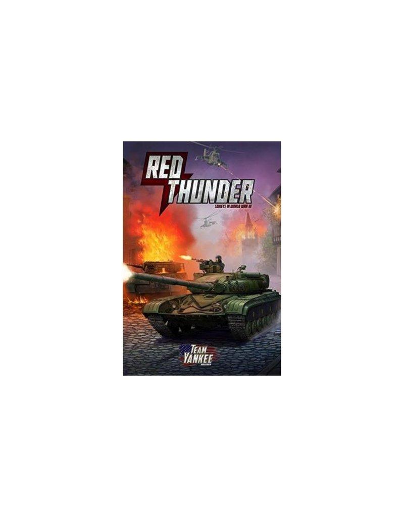 Team Yankee FW909 Red Thunder