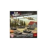 Team Yankee TSUAB2 Potecknov's Bears (Plastic Army Deal)
