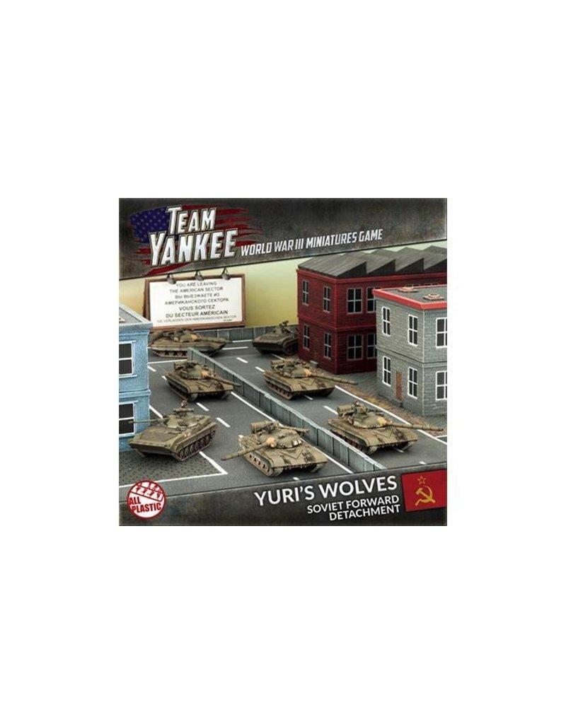 Team Yankee TSUAB3 Yuri's Wolves (Plastic Army Deal)