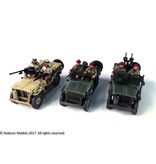 Rubicon Models DIRECT 28mm Rubicon Models: Willys MB 1/4 ton 4x4 Truck (Commonwealth)