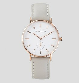 The Horse THE HORSE | WATCH | ROSE GOLD / GREY LEATHER