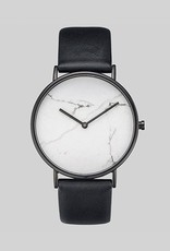 The Horse THE HORSE | WATCH | WHITE STONE / BLACK LEATHER
