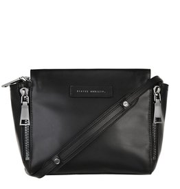 Status Anxiety STATUS ANXIETY | THE ASCENDANTS BAG | BLACK LEATHER