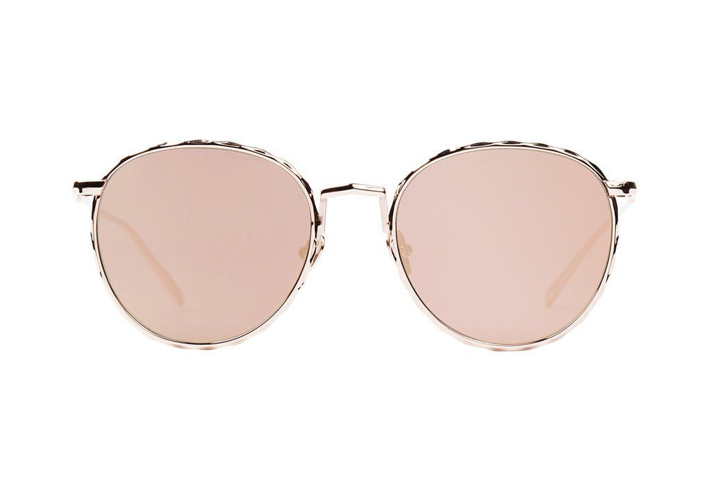Valley VALLEY | CORPUS | GLOSS ROSE GOLD/ROSE GOLD MIRROR LENS