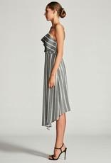 Shona Joy SHONA JOY   PHOENIX COWL COCKTAIL DRESS