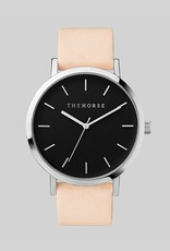 The Horse THE HORSE | WATCH | STEEL CASE/BLACK DIAL/VEG TAN BAND