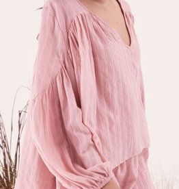Steele STEELE | MOONLIGHT SHIRT | ROSE PINK