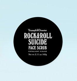 Triumph & Disaster TRIUMPH & DISASTER | ROCK & ROLL SUICIDE FACE SCRUB