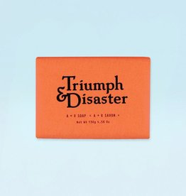 Triumph & Disaster TRIUMPH + DISASTER | A+R SOAP