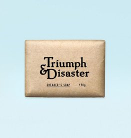 Triumph & Disaster TRIUMPH & DISASTER | SHEARERS SOAP