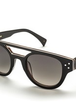 AM eyewear AM | CAPT JOHNNY | BLACK