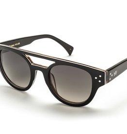 AM eyewear AM | CAPT JOHNNY | BLACK