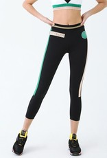 PE Nation PE NATION | ON DECK LEGGING | BLACK/GREEN