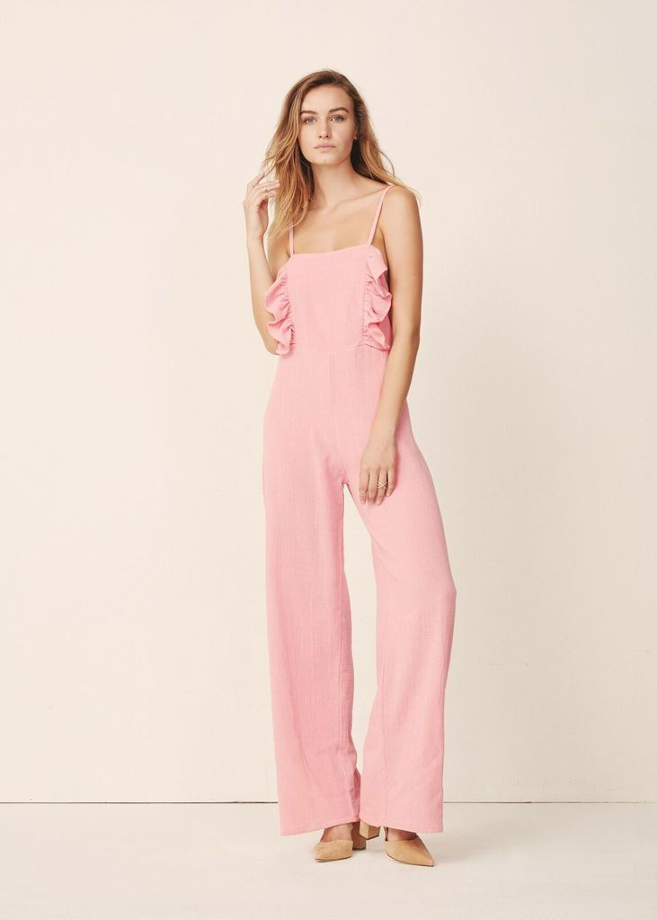 Steele STEELE | ADLEY JUMPSUIT | TAFFY