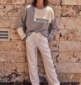 Viktoria & Woods VIKTORIA + WOODS   WOODS BLOCK CREW   GREY