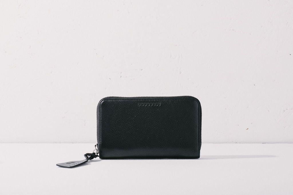 The Horse THE HORSE | L22 | BLOCK WALLET | BLACK