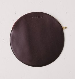 The Horse THE HORSE | L33 | MOON CLUTCH | PLUM