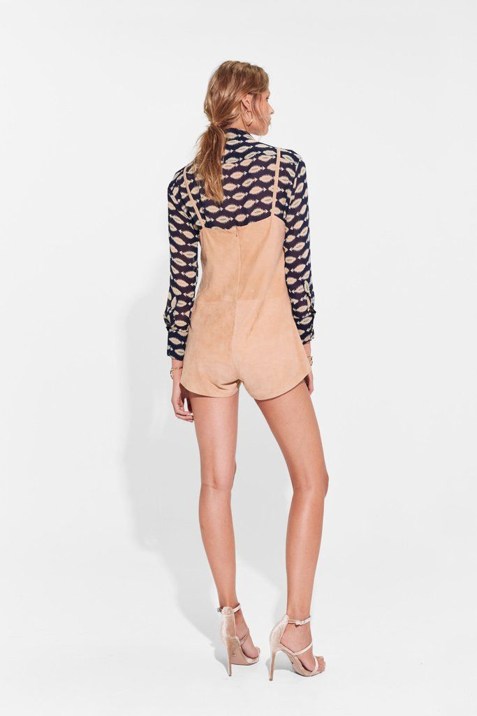 Sir the Label SIR | TILDA ROMPER | CAMEL