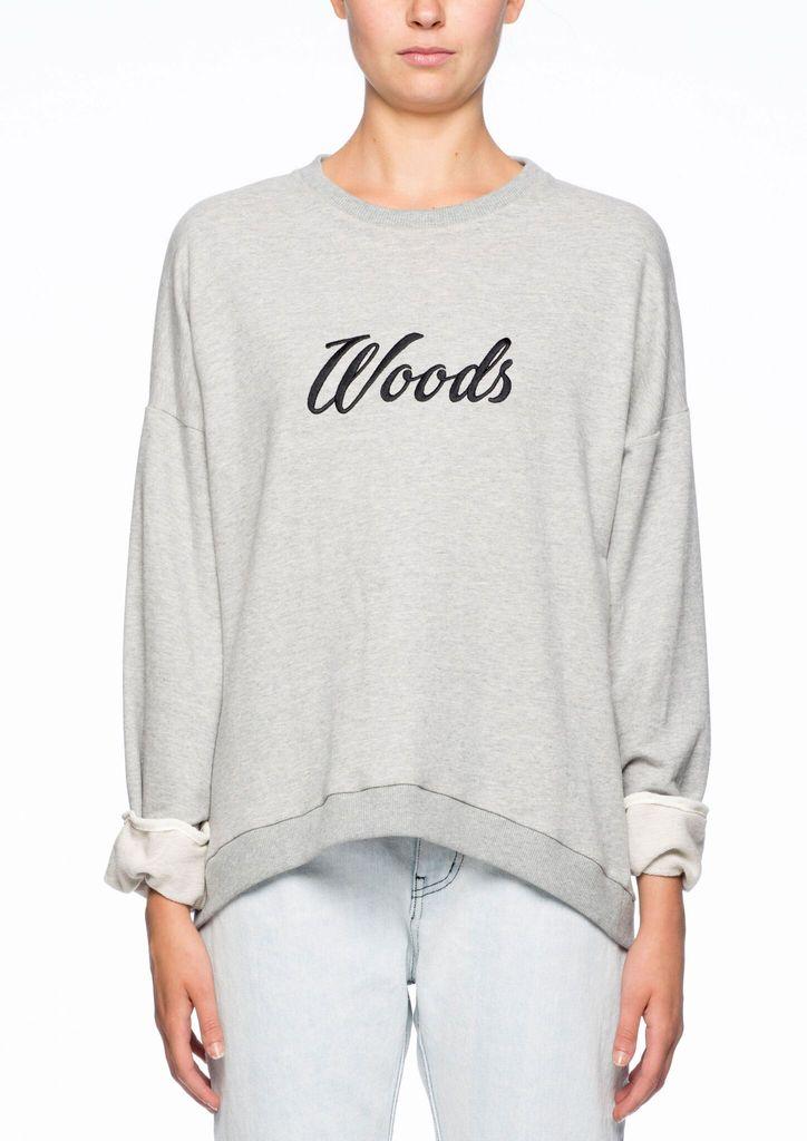 Viktoria & Woods VIKTORIA + WOODS | WOODS CREW | GREY MARL