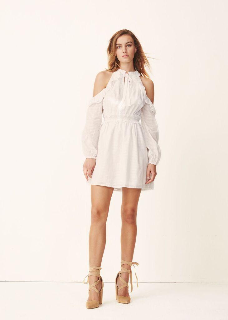 Steele STEELE | CLARA DRESS | WHITE