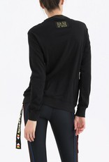 PE Nation PE NATION | ROSE BOWL L/S TOP | BLACK