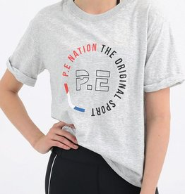 PE Nation PE NATION | JUMP OFF TEE | GREY