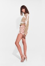 Sir the Label SIR | ISLA MINI SHORT | BLUSH FLORAL PRINT