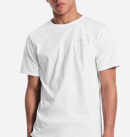 Saturdays Surf NYC SATURDAYS | LOGO FADE S/S TEE | WHITE
