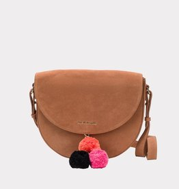 The Wolf Gang THE WOLF GANG | THE SIERRA SADDLE BAG | TERRACOTTA