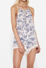 Sir the Label SIR THE LABEL | DAHLIA ROMPER | PRINT
