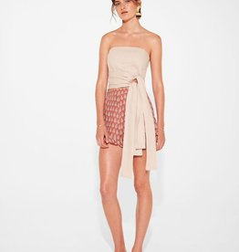 Sir the Label SIR | FLORENCE RUFFLE SHORT | PRINT