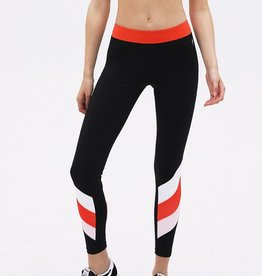 PE Nation PE NATION | FIRST GEN LEGGING | PINK