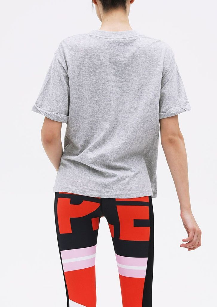 PE Nation PE NATION | THE PUNT TEE | GREY MARLE