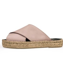Royal Republiq ROYAL REPUBLIQ | WAYFARER CROSS SANDAL | NUDE