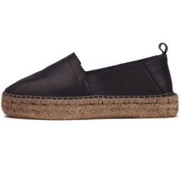 Royal Republiq ROYAL REPUBLIQ | WAYFARER ESPADRIL | BLACK